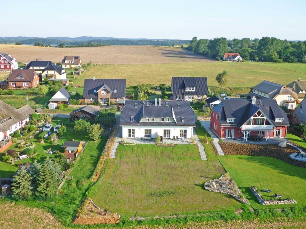 Haus Mönchgut F 609 Haushälfte 2 mit Terrasse + Ga