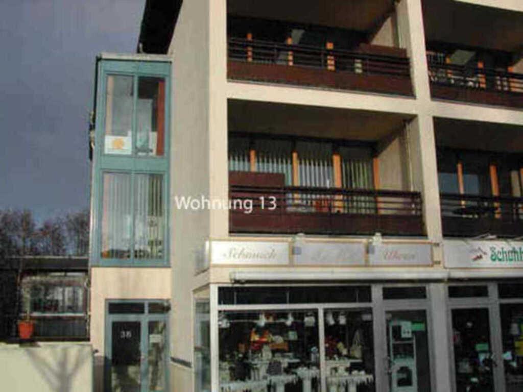 Ferienwohnung 13 im 'Haus Mecklenburg' , Whg.13,