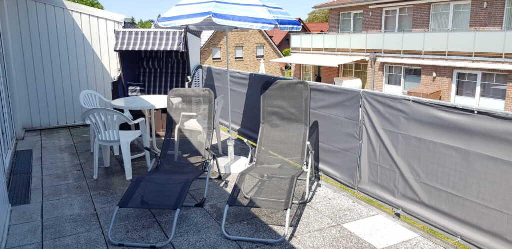 Haus Katharina WG 110 mit 2 Dachterrassen, HK 2 R