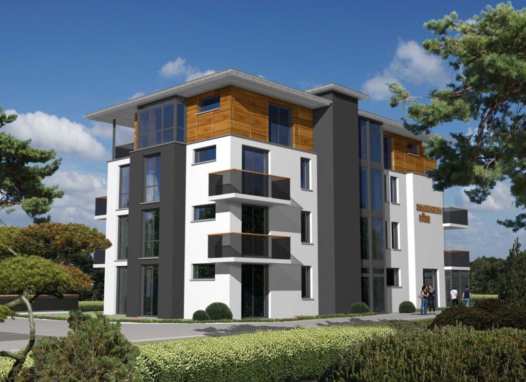 Dünenhaus Aurell, Penthouse 1 - Nr. 8