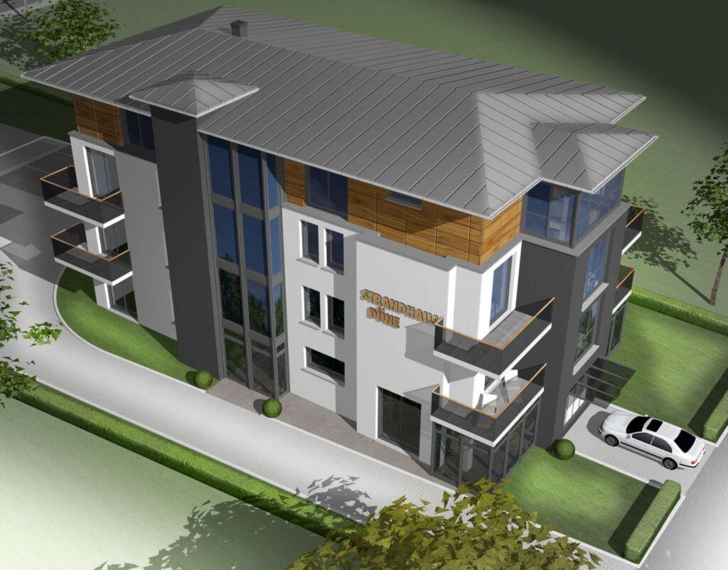Dünenhaus Aurell, Penthouse 2 - Nr. 9