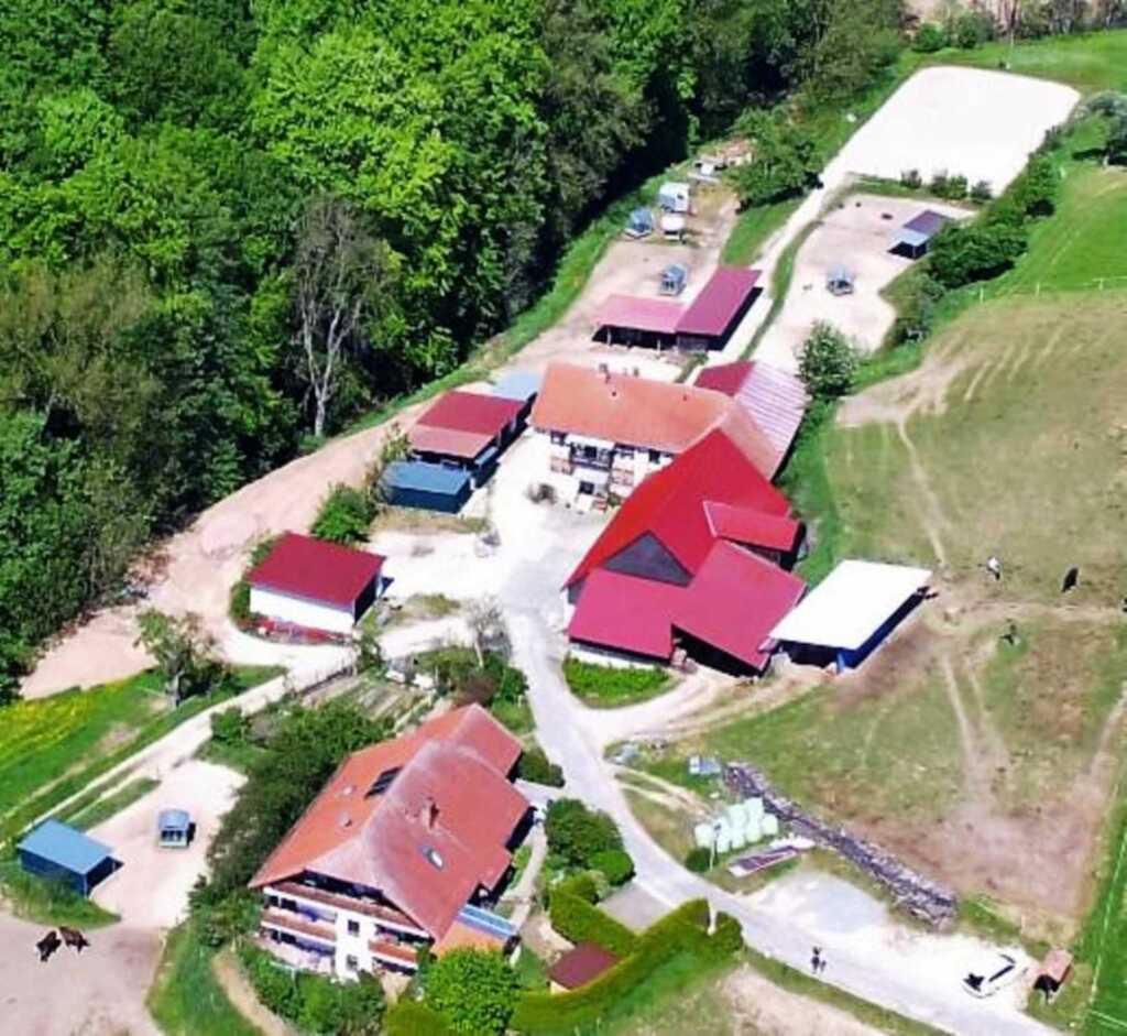 Pferdehof und Wanderreitstation Dörsam, Ferienhaus