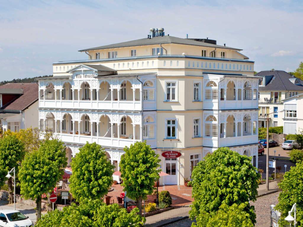 Villa Fernsicht F587 WG 2 im 1. OG mit Bäderbalkon