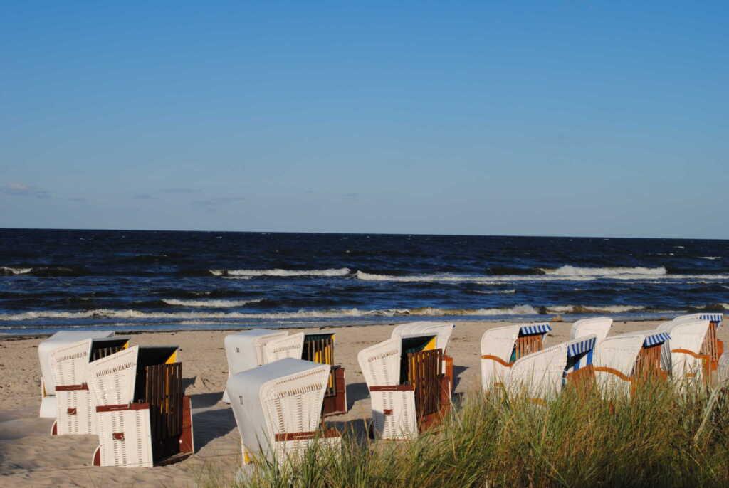 Haus Strandburg - top Lage - direkt am Strand im O