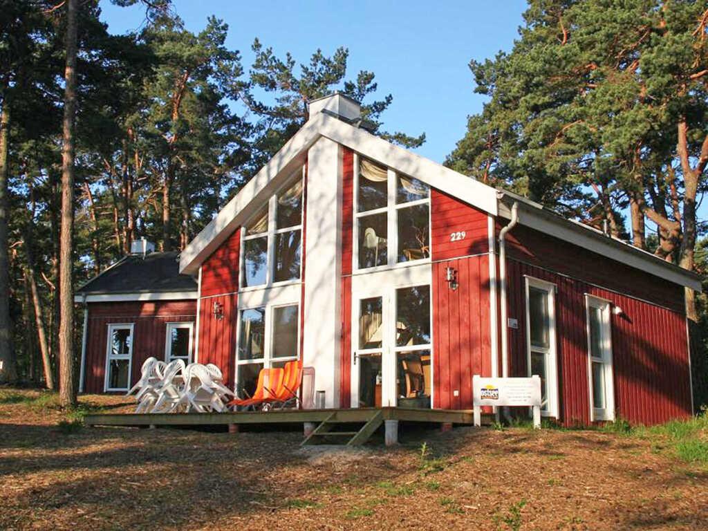 Strandpark Baabe F570 strandnahes Haus 229 mit Ter