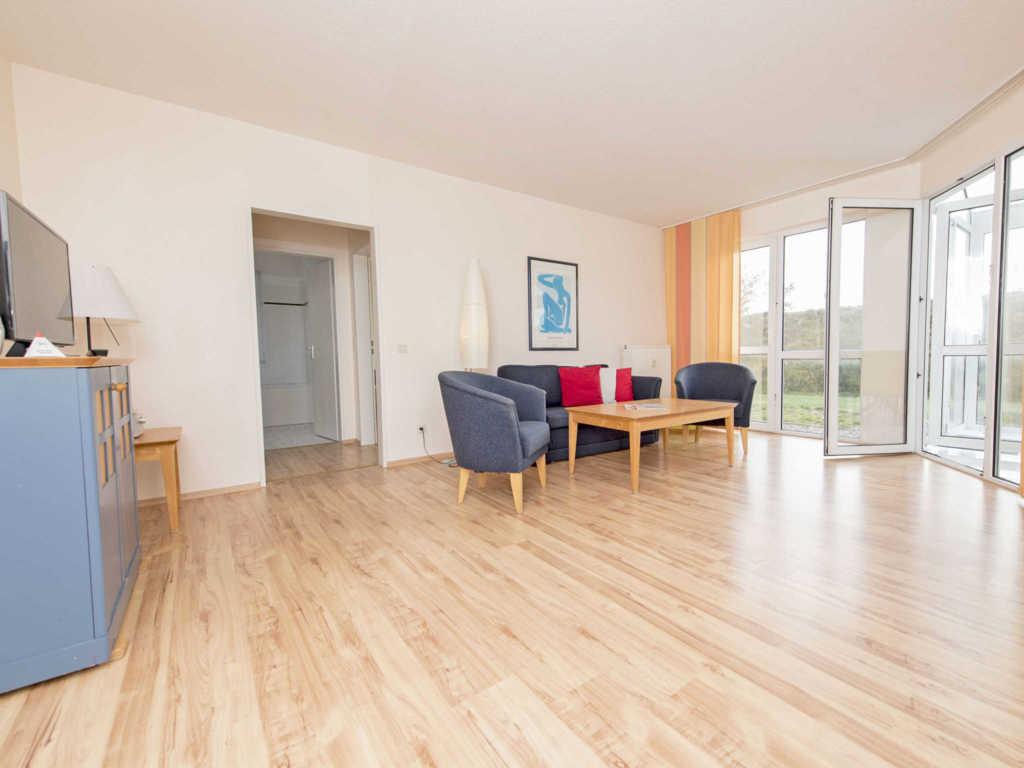 Strandhaus Lobbe F545 WG 8 im Erdgeschoß mit Wint
