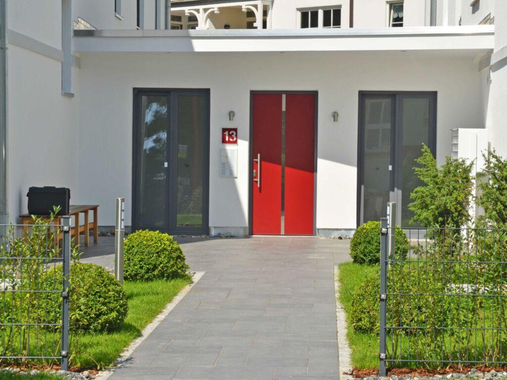 Residenz Margarete F596 WG 1.3 mit Terrasse mit St