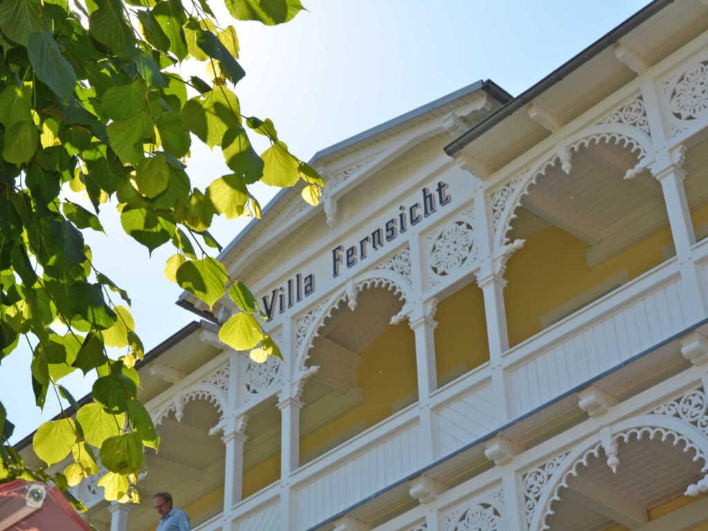 Villa Fernsicht F587 WG 5 im 1. OG mit B�derbalkon