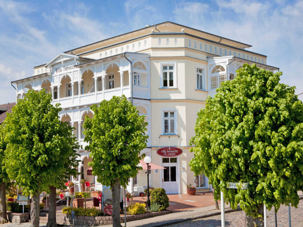 Villa Fernsicht F587 WG 5 im 1. OG mit Bäderbalkon