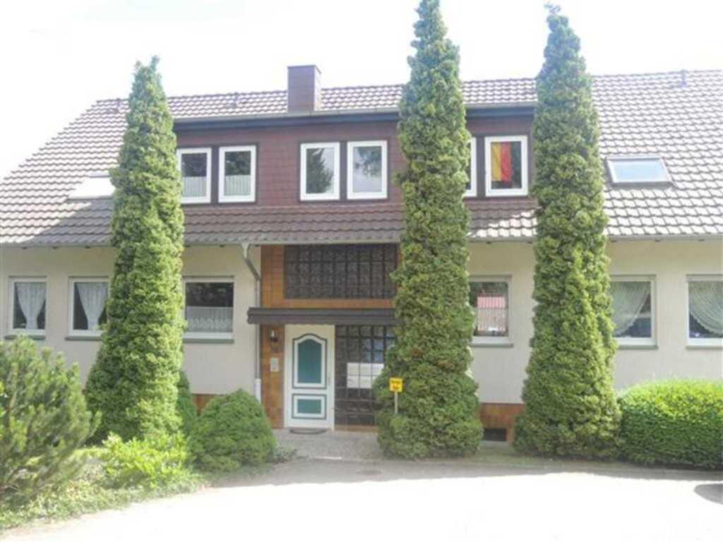 Haus am Glaseberg, Ferienwohnung
