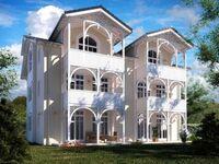 Villa Wilhelmine - Fewo Sturmm�we  D�ppe SE, Villa Wilhelmine - Fewo Sturmmoewe mit Balkon 2. Etage in Sellin (Ostseebad) - kleines Detailbild