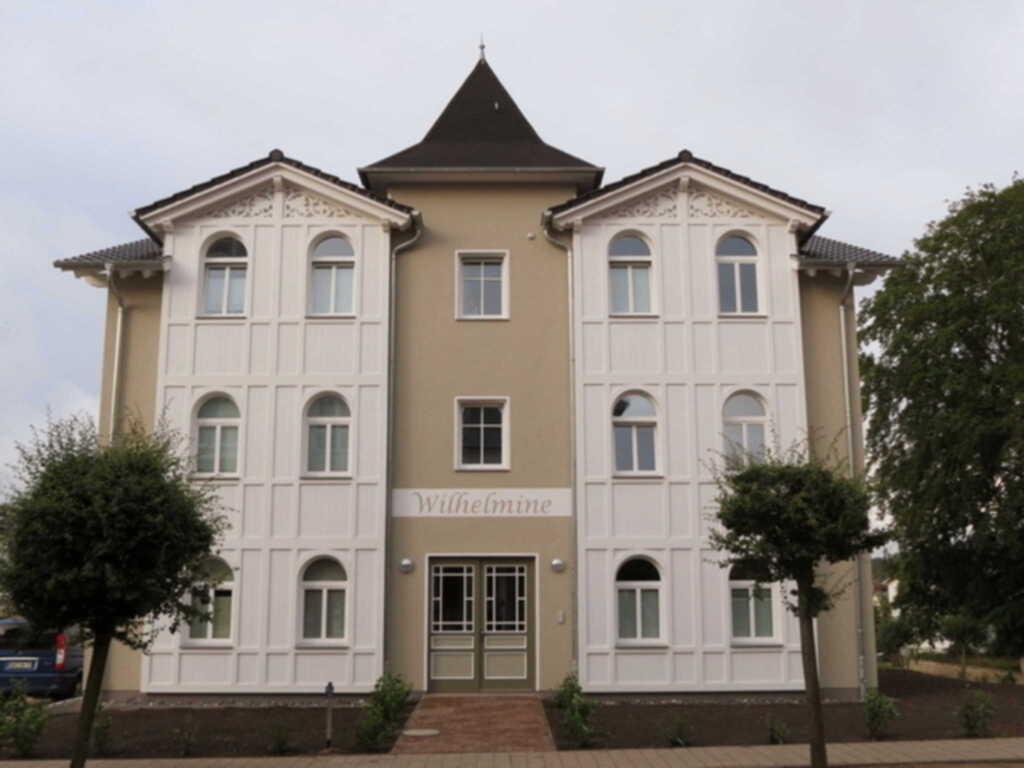 Villa Wilhelmine - Fewo Sturmmöwe Düppe SE, Villa