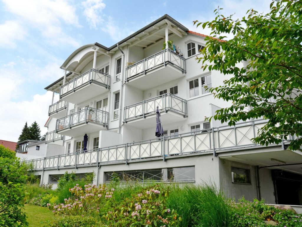 Villa Vilmblick F 554 WG 09 in Hochpaterre mit Bal