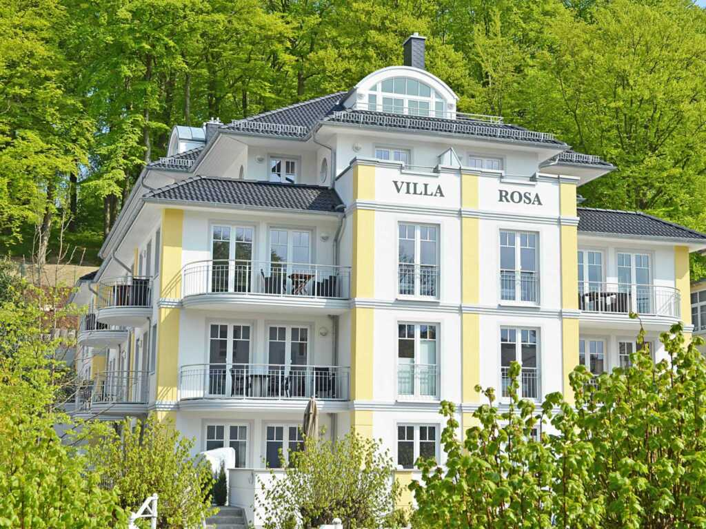 Villa Rosa F 595 WG 15 im 2.OG mit Terrasse, RO 15