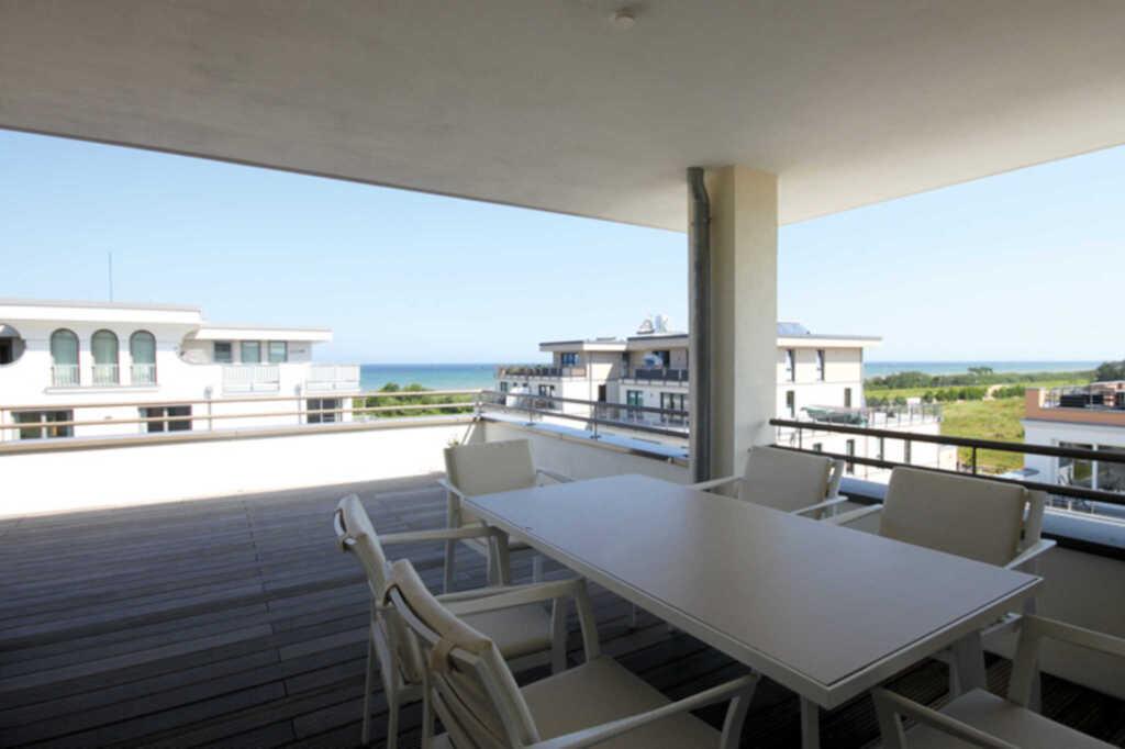 Villa Strandvogt WE 21 - Penthouse Wohnung, 3-Zimm