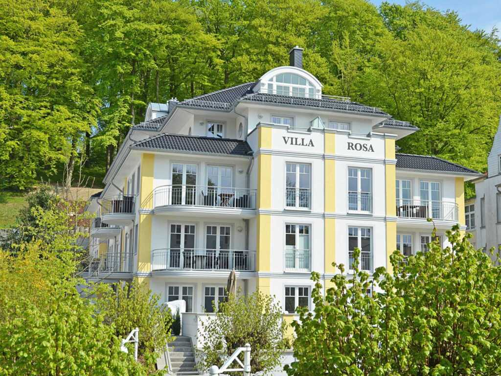 Villa Rosa F 595 WG 18 im DG mit �berdachter Terra