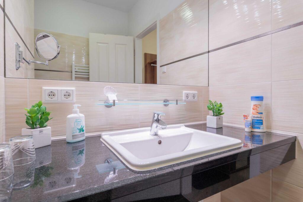 Villa Strandvogt WE 01, 2-Zimmer-Wohnung