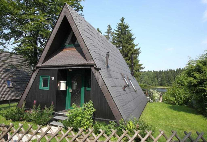 Waldsee Feriendienst, Nurdachhaus 30.24