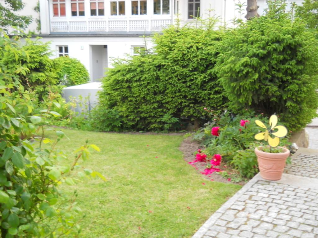 Villa 'Monique' in Alt-Sassnitz, Ferienwohnung Ber