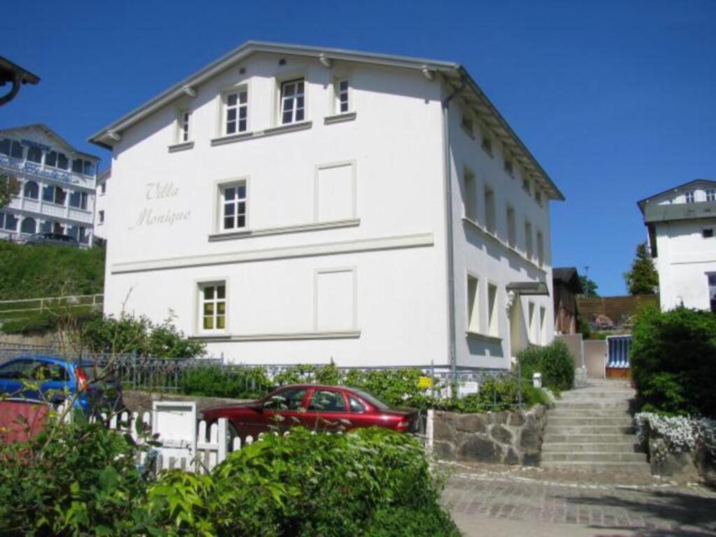 Villa 'Monique' in Alt-Sassnitz, Ferienwohnung Mar