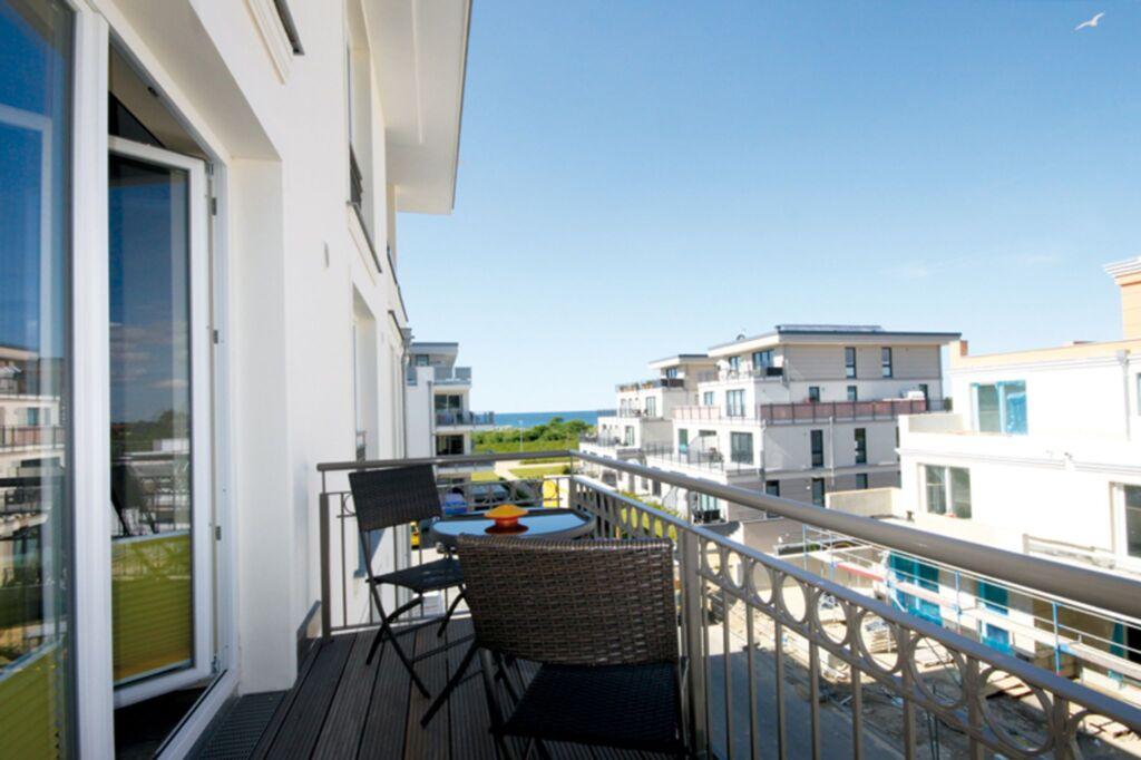 Villa Strandvogt WE 14, 2-Zimmer-Wohnung