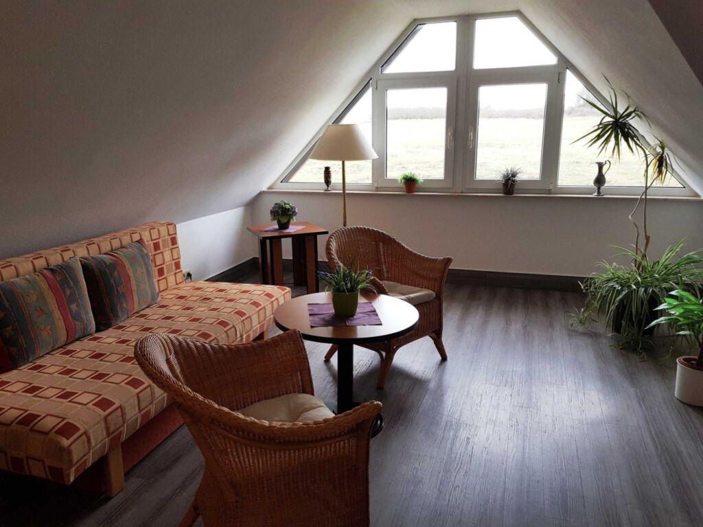 Strandhaus Lobbe Whg 19+ Balkon, 2 Raum Apartment