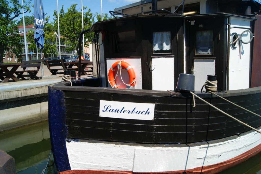 Hafenmeisterhaus 112, Maisonette 112