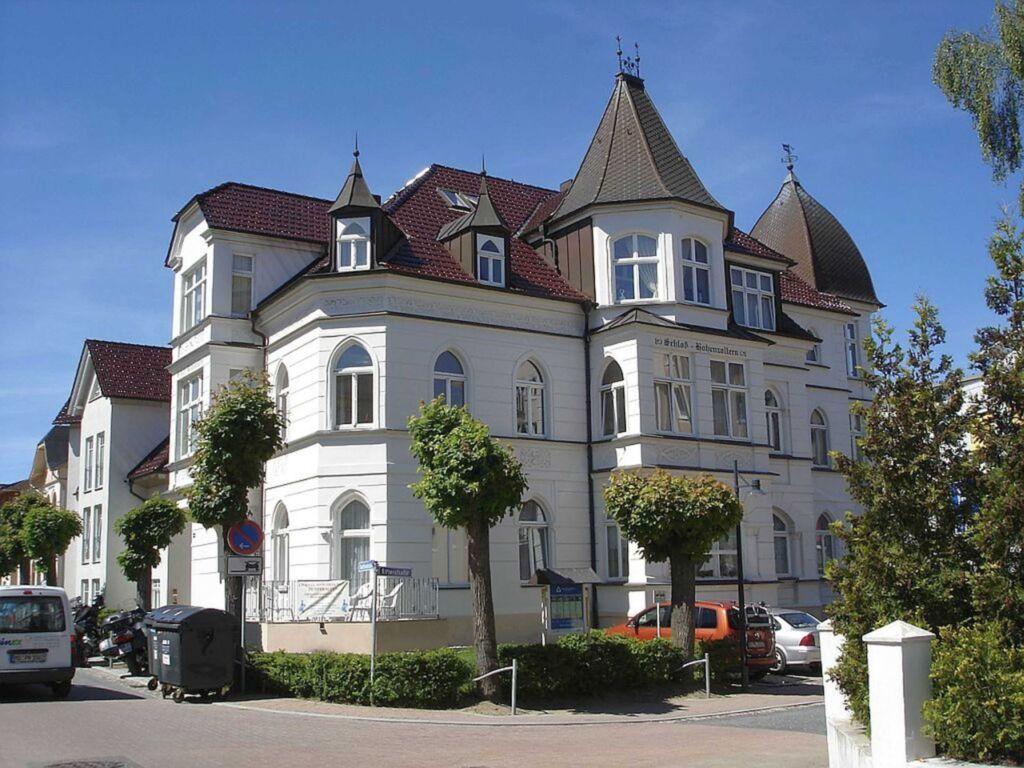 Fewo Ahlbeck Schlosszimmerchen, Ahlbeck, Schloßzim