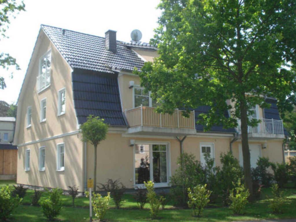 Hinter dem Rathaus - Haus Ostseekrabbe, Ferienwohn