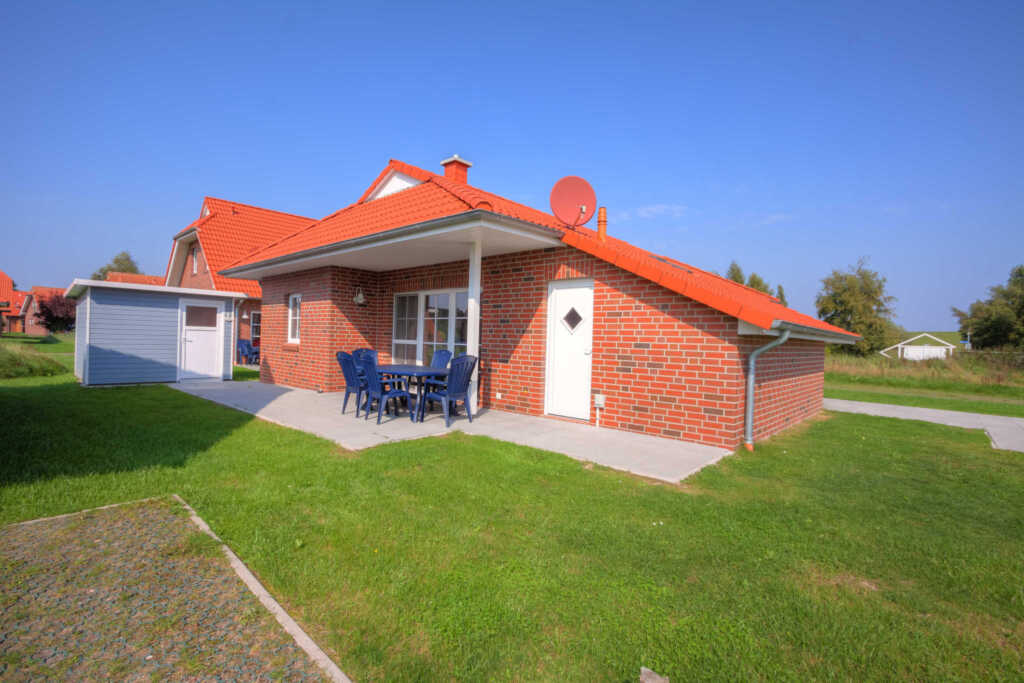 Haus Klipper - Nordseebad Burhave, Klipper #W3 (Sa