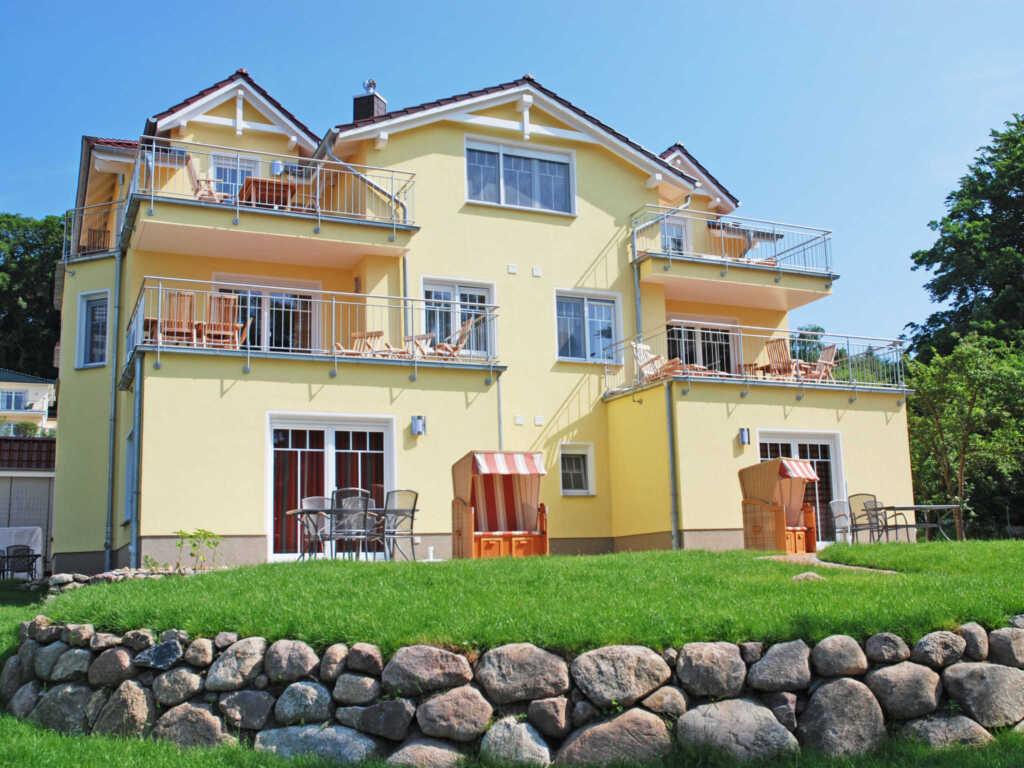 Villa am Meer F 574 WG 03 'Boje' mit Balkon zur Sü