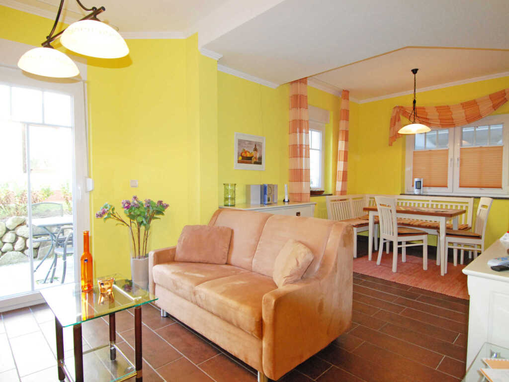 Villa am Meer F574 WG 6 'Klabautermann' im EG mit