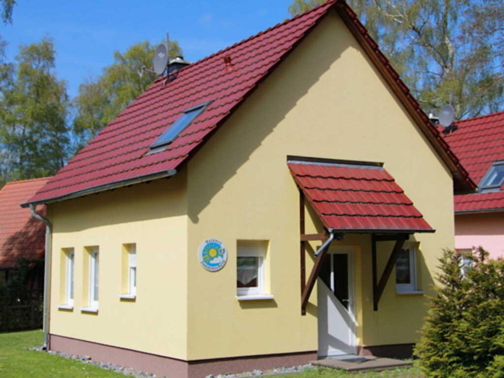 Ferienhaus Sonnenschein in Breege, Ferienhaus