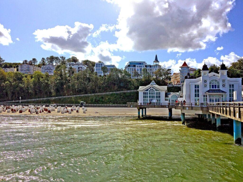 Villa Philine F612 Penthouse 28 mit Meerblick + Au