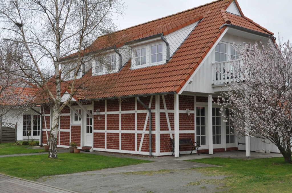 Appartement Ketsch-Kutter - Nordseebad Burhave, Ke