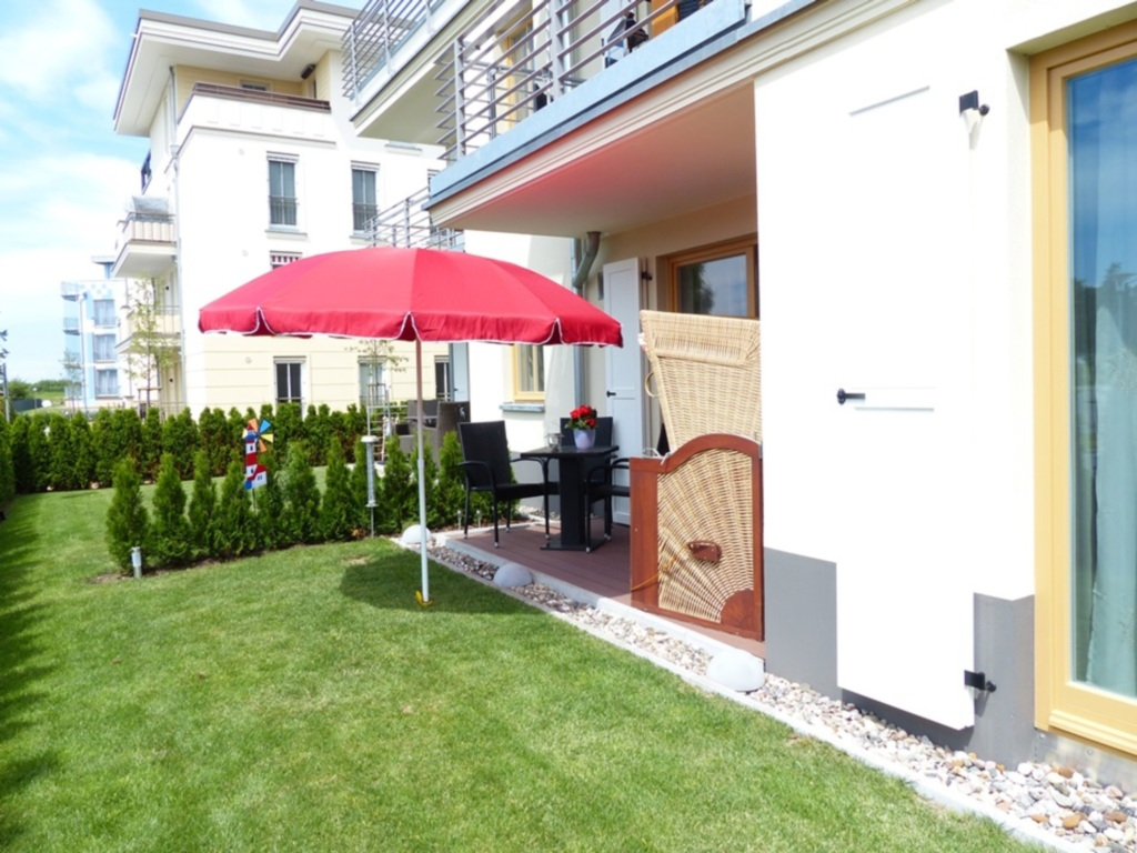 Villa Sanddorn WE 03, 2-Zimmer-Wohnung