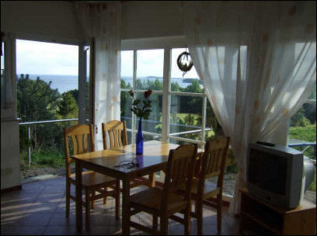 Villa Rudenblick Ferienwohnung mit Meerblick, 2 Ra
