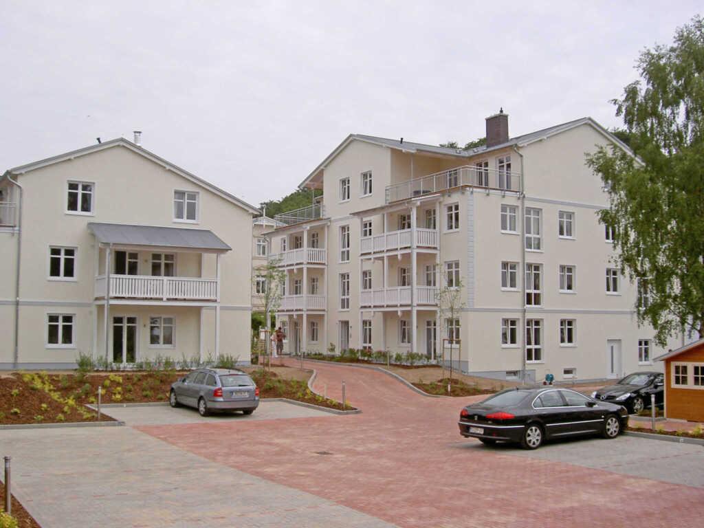 Villa Seerose F700 WG 6 im 2. OG mit Balkon zur Wi