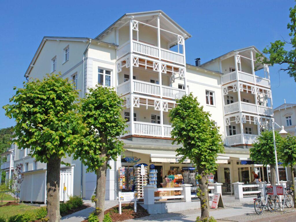 Villa Seerose F700 WG 17 im 1. OG mit schönem Bäde