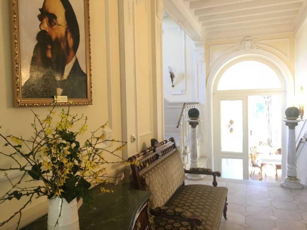 Gästehaus Bleichröder, Superior Suite Nr. 1