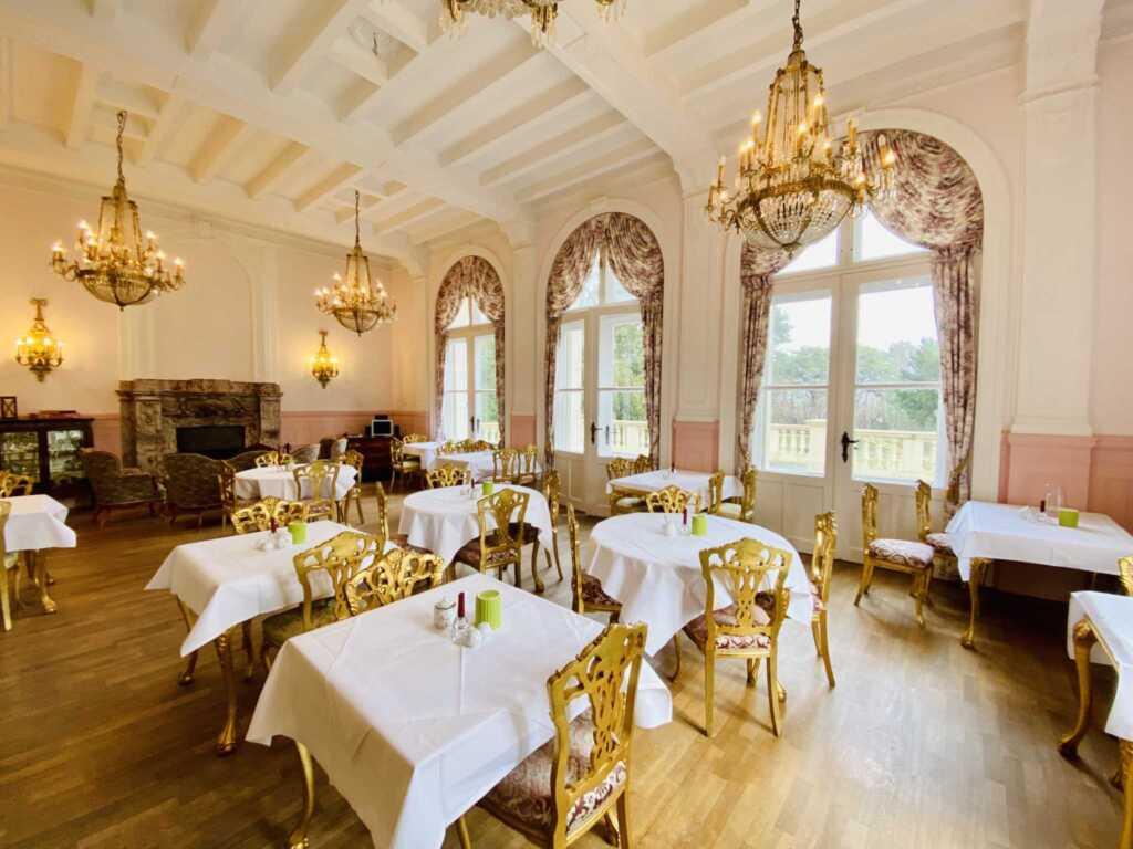 Gästehaus Bleichröder, Einzelzimmer Nr. 5 mit Bade