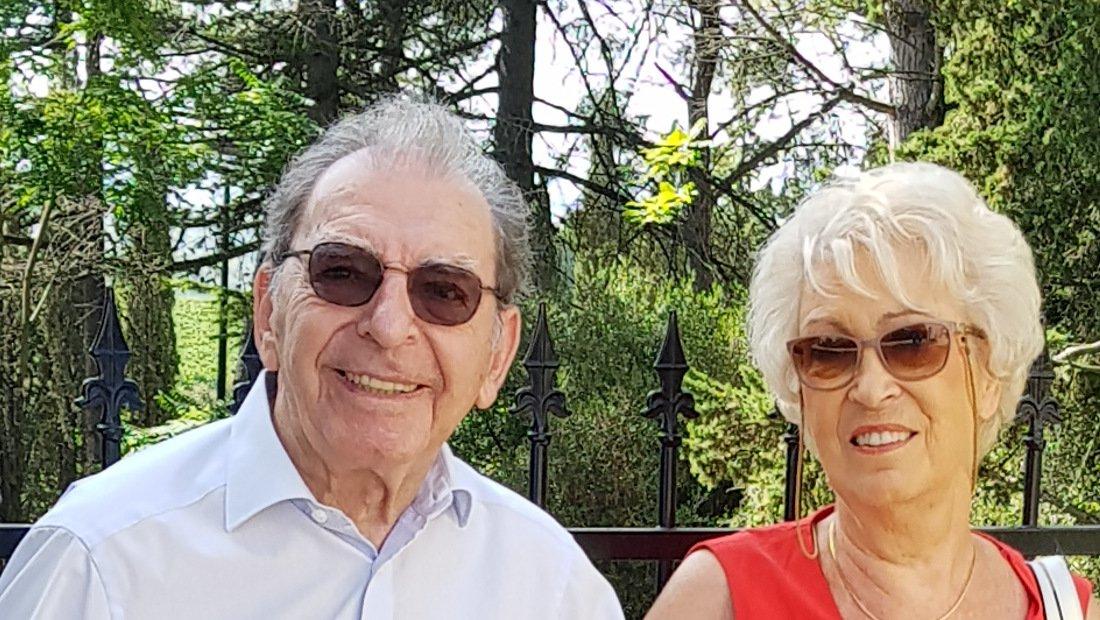 Roger und Sabine