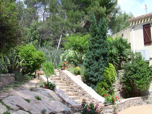 Garten Belv�ze 2