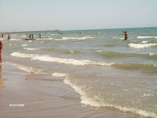 Strand Narbonne-Plage