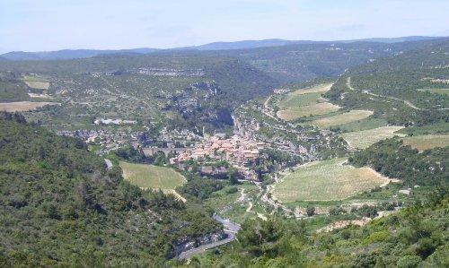 Katharerdorf Minerve