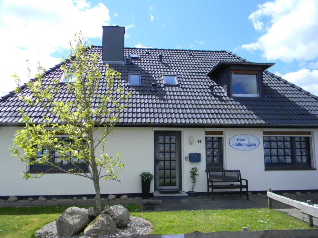 BUEW - Haus Sailor Stinteck, Süderwarft (EG)