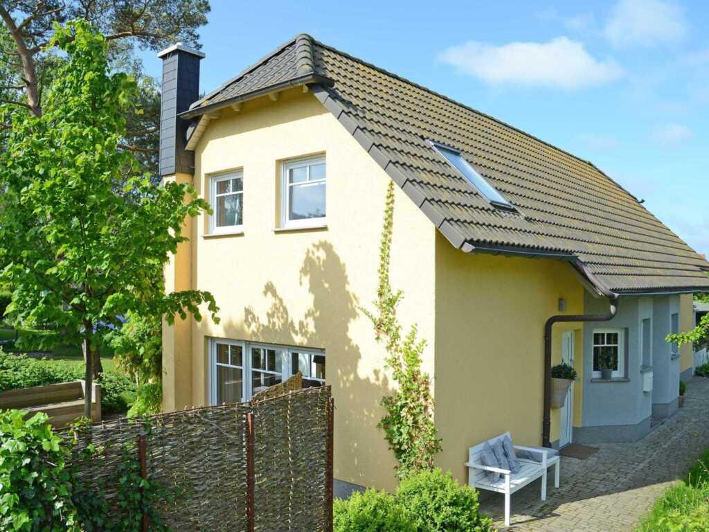 Haus Baabinchen F615 mit großer Sonnenterrasse in
