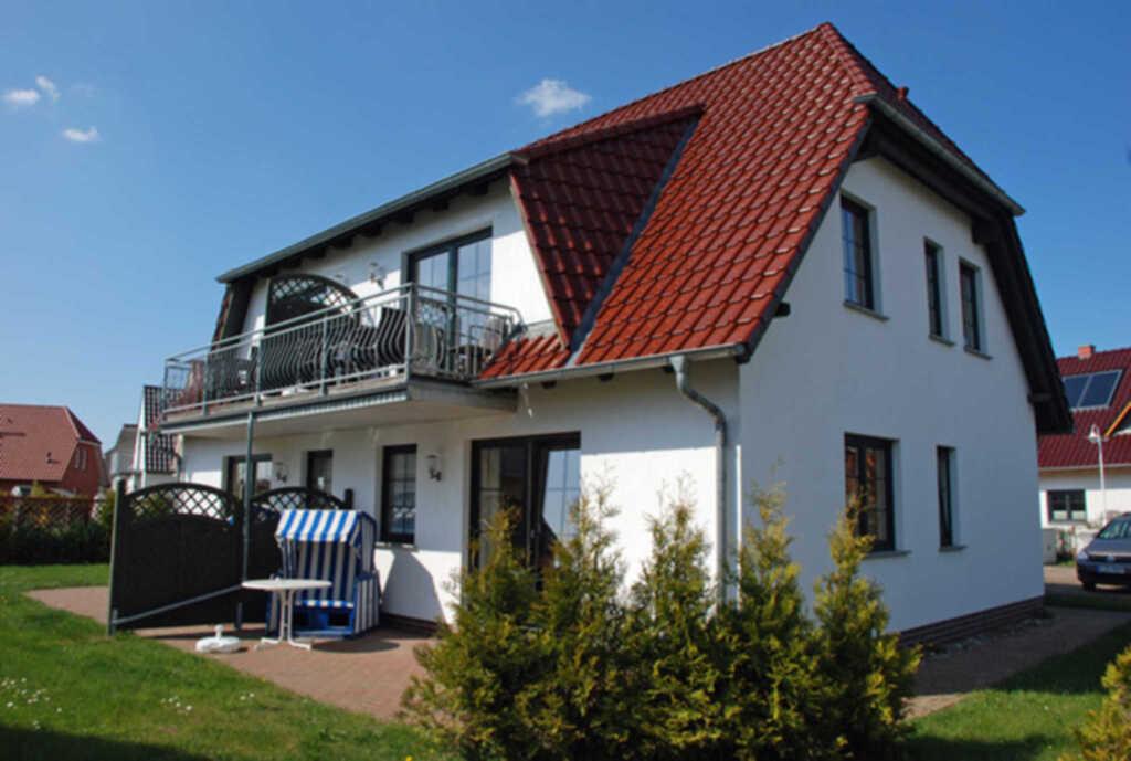 Ferienhaus Alt-Baabe, 01 Ferienwohnung mit Terrass