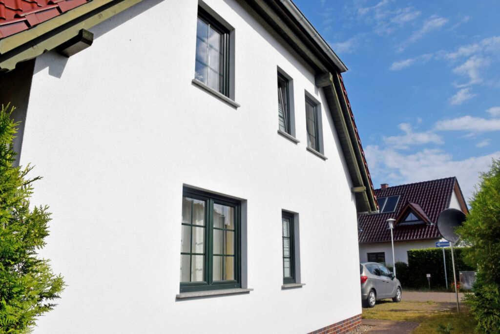 Ferienhaus Alt-Baabe, 03 Ferienwohnung mit Balkon