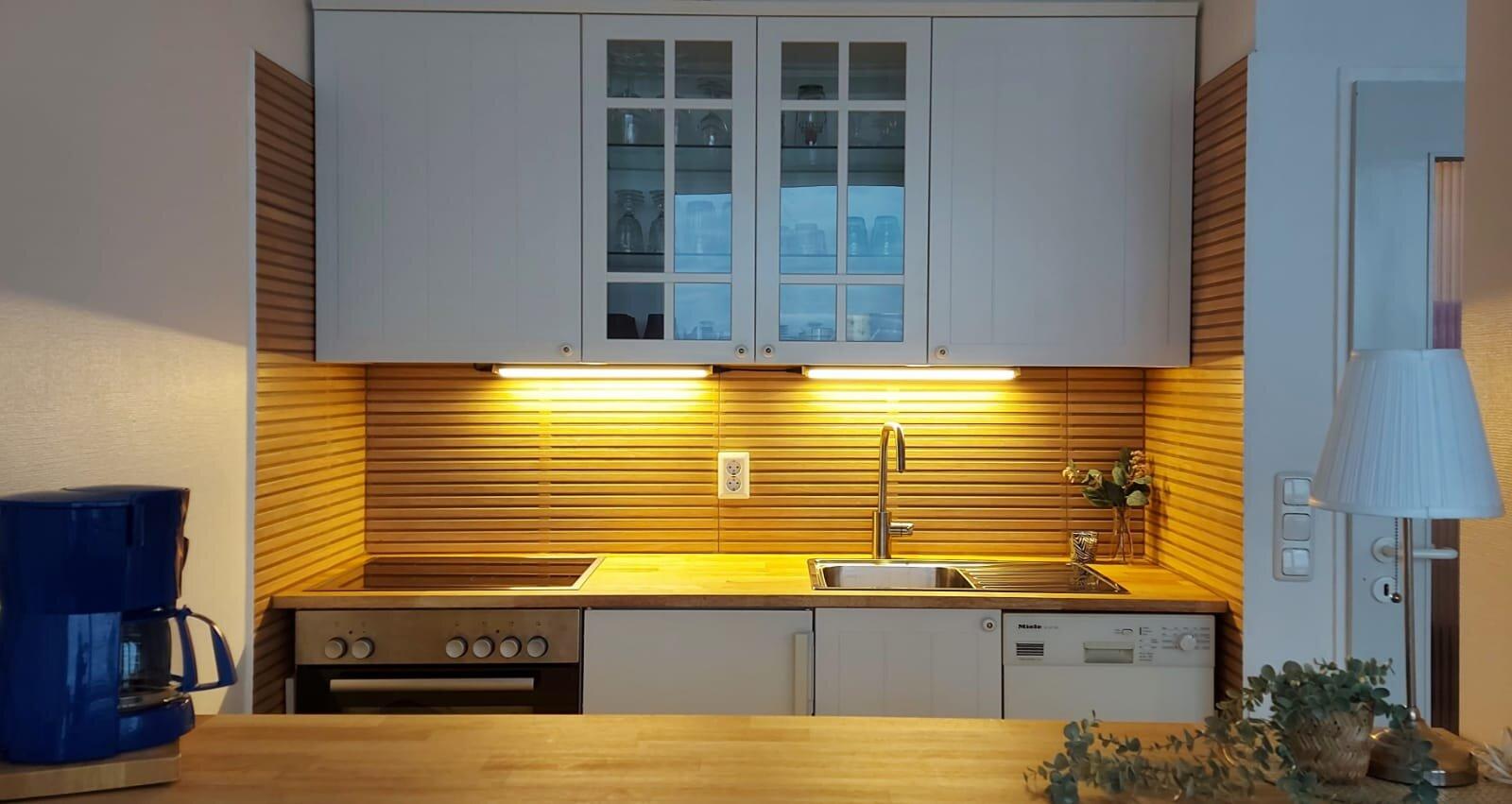 Alkoven Bett Nr. 2 - 1,35cm breit